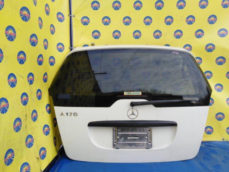Дверь задняя Mercedes-Benz A170 W169 2004 задняя