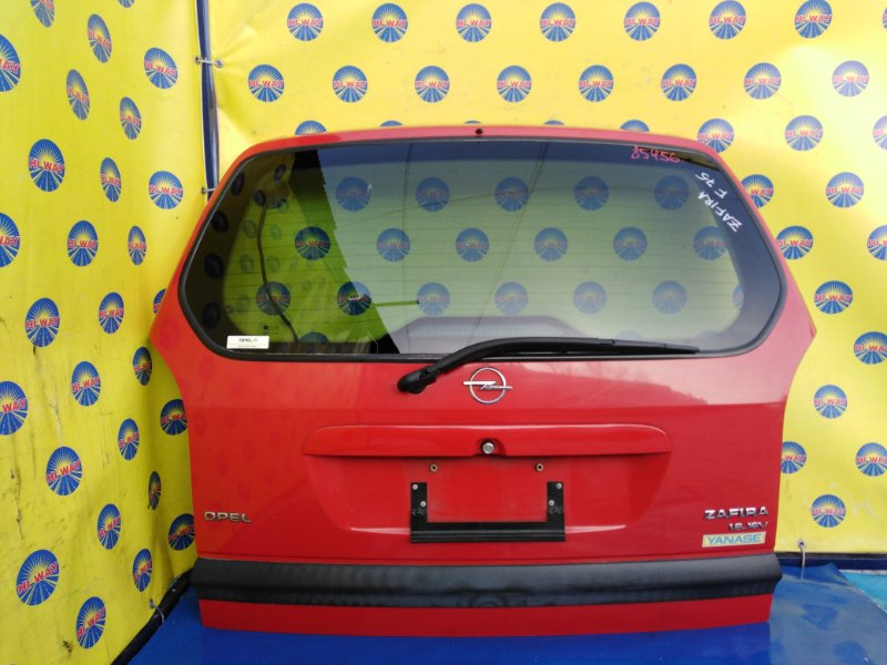 Дверь задняя Opel Zafira F75 1999 задняя