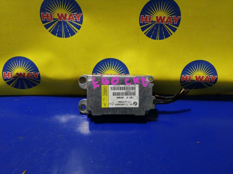 Блок управления airbag (компьютер) Bmw 520I E60 2003