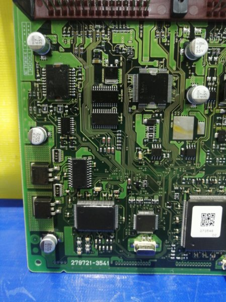 Компьютер двс Mazda Verisa DC5W ZY-VE 2004