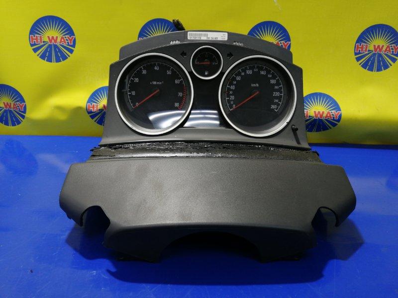 Комбинация приборов Opel Astra L48 Z18XE 2004 передняя