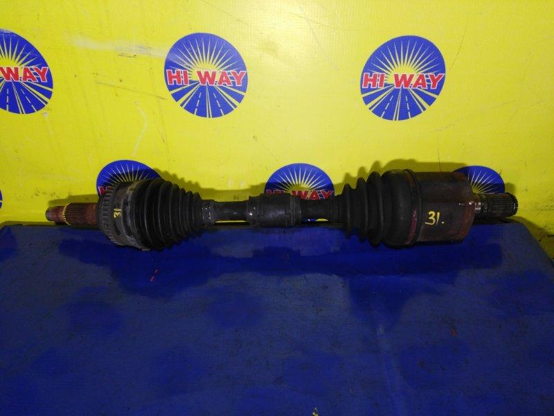 Привод Mazda Mpv LY3P L3-VDT 2006 передний левый