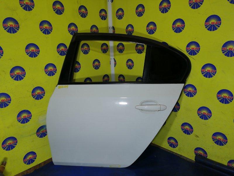 Дверь боковая Bmw 525I E60 2003 задняя левая