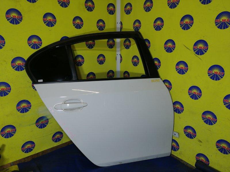 Дверь боковая Bmw 525I E60 2003 задняя правая