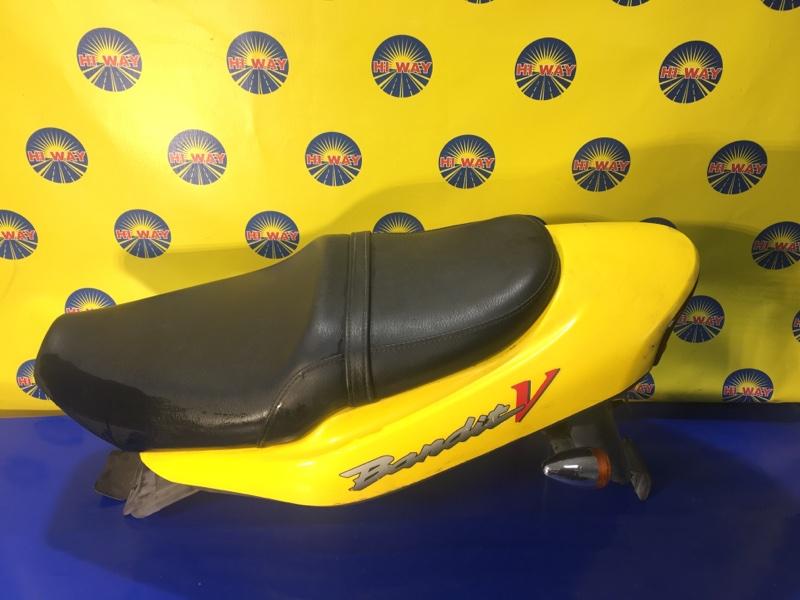 Крыло заднее,фонарь задний,сиденье,пластик задний Suzuki Bandit 250V