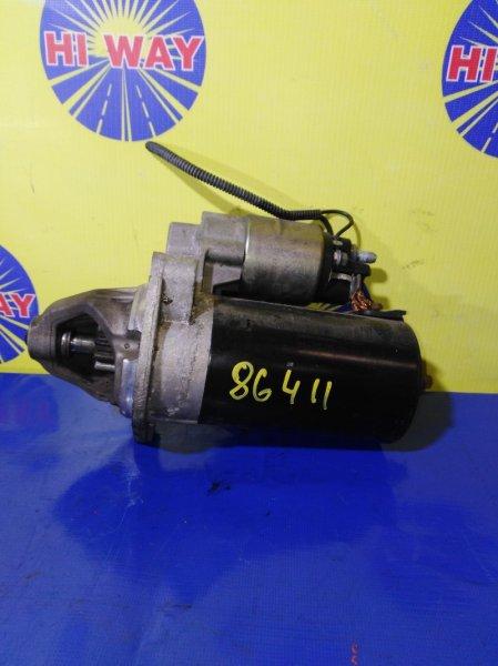 Стартер Bmw 316Ti E46 N46B20AB 1998