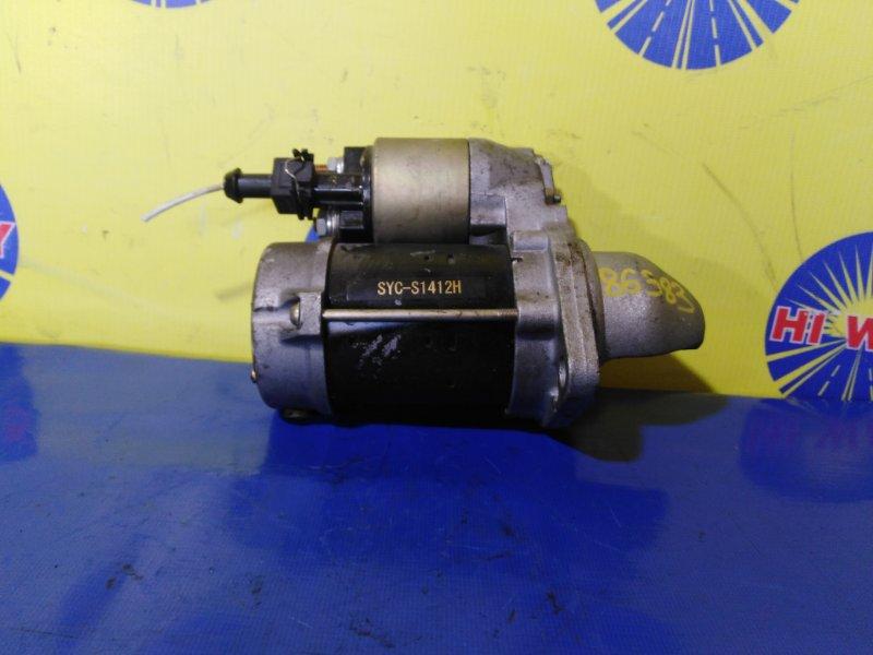 Стартер Bmw 525I E60 N52B25AF 2003