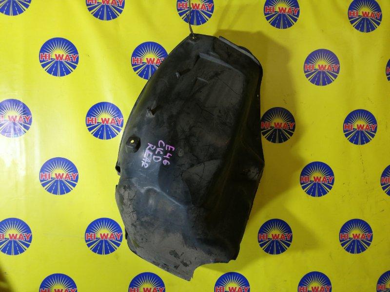 Подкрылок Bmw 316Ti E46 2001 задний правый