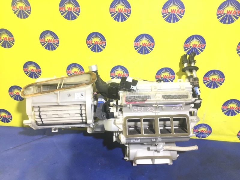 Корпус вентилятора отопителя Lexus Is250 GSE20 4GR-FSE 2005