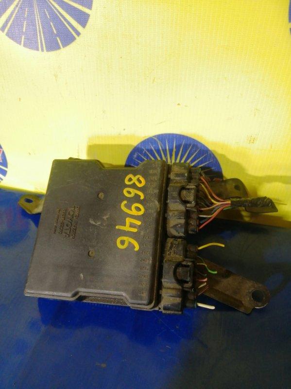 Блок управления Toyota Mark Ii JZX110 1JZ-FSE 2001