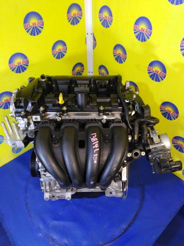 Двигатель Mazda Demio DEJFS P3-VPS 2011