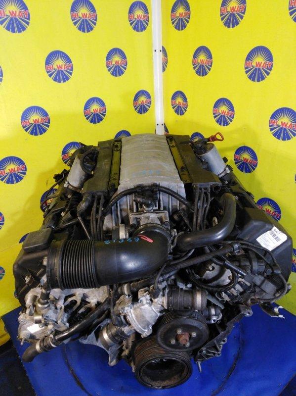 Двигатель Bmw 735I E65 N62B36 2001