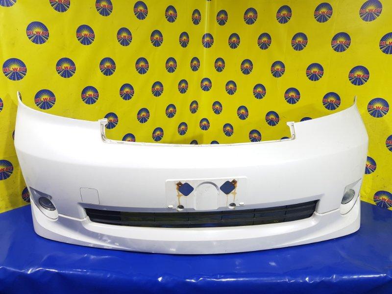 Бампер Toyota Porte NNP10 2004 передний