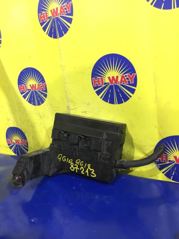 Блок предохранителей Nissan Bluebird Sylphy QG10 QG18DE 2005