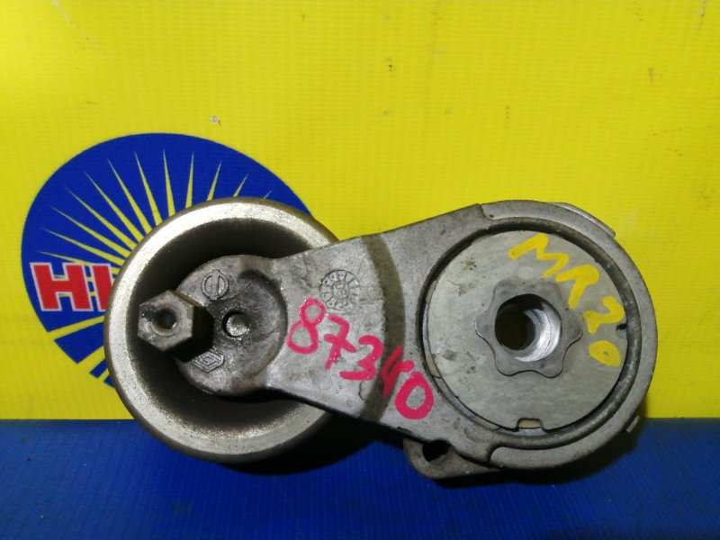 Ролик натяжной приводного ремня Nissan Serena C25 MR20DE 2005
