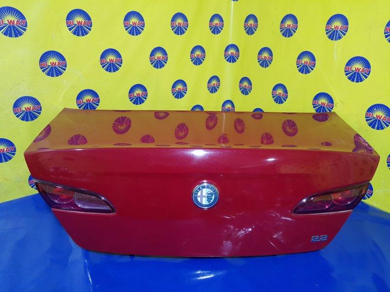Крышка багажника Alfa Romeo 159 939 939 A5.000 2005 задняя