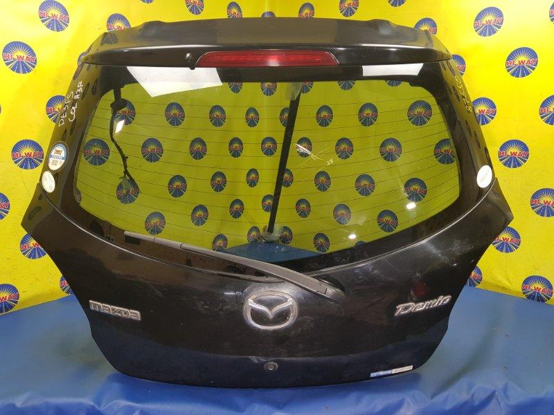 Дверь задняя Mazda Demio DE5FS 2007 задняя