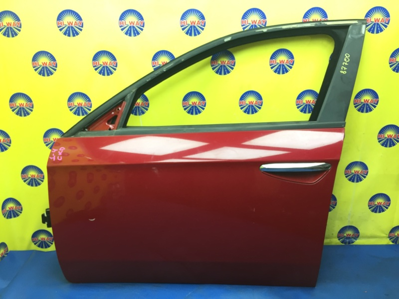 Дверь боковая Alfa Romeo 159 939 939 A5.000 2005 передняя левая