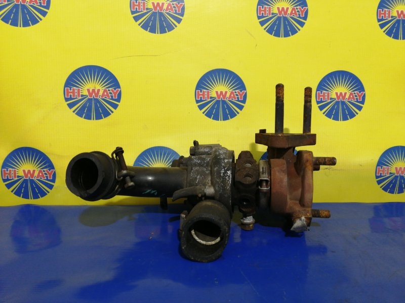Турбина Mmc Ek Wagon H81W 3G83 2001