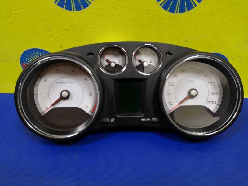 Комбинация приборов Peugeot 308Sw 4E EP6DT 2009