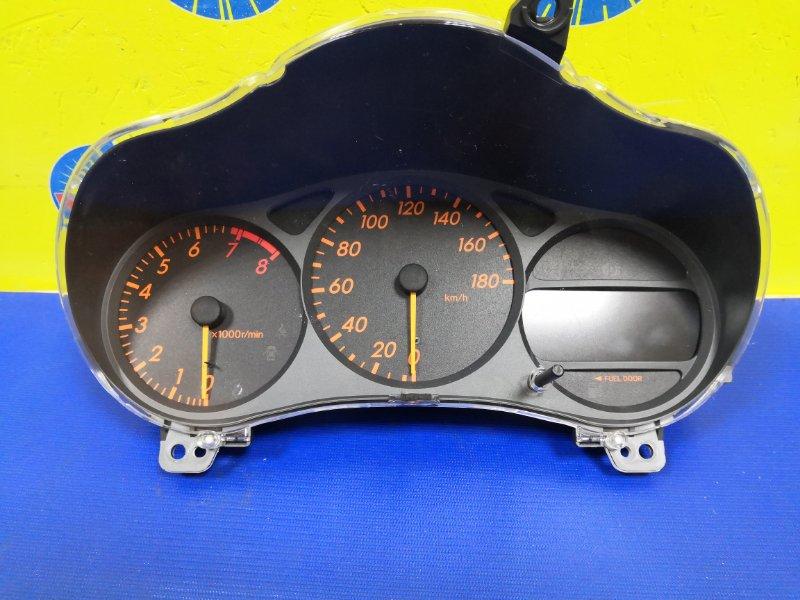 Комбинация приборов Toyota Celica ZZT230 1ZZ-FE 2002
