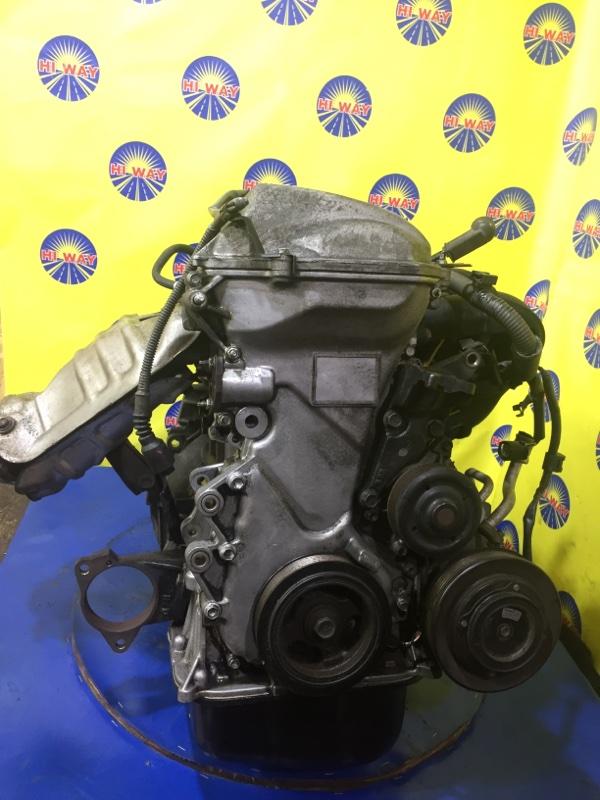Двигатель Toyota Caldina ZZT241 1ZZ-FE 2002