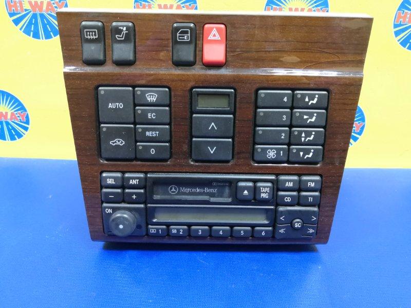 Блок управления климат-контролем Mercedes-Benz C280 W202 104.941 1993