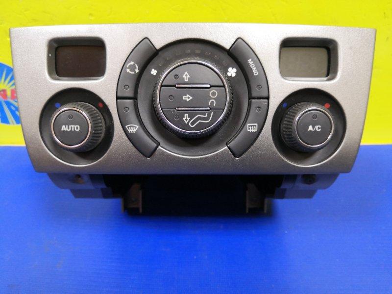 Блок управления климат-контролем Peugeot 308Sw 4E EP6DT 2007
