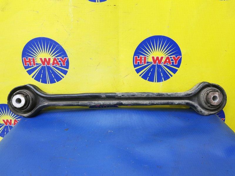 Рычаг подвески Bmw X1 E90 N46B20BA 2004 задний левый нижний