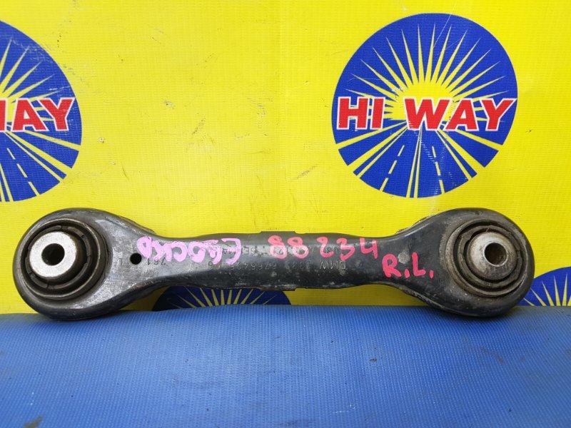 Рычаг подвески Bmw X1 E90 N46B20BA 2004 задний левый верхний