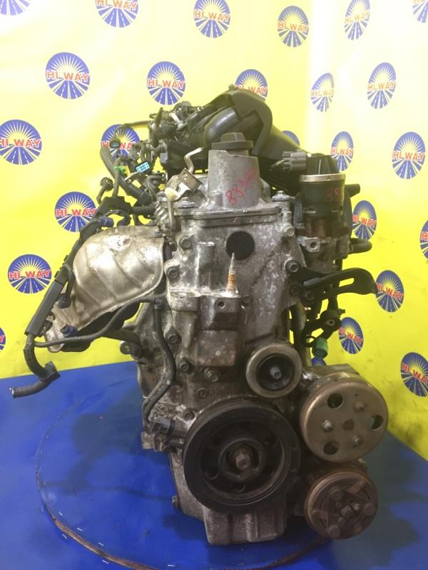 Двигатель Honda Airwave GJ1 L15A 2005