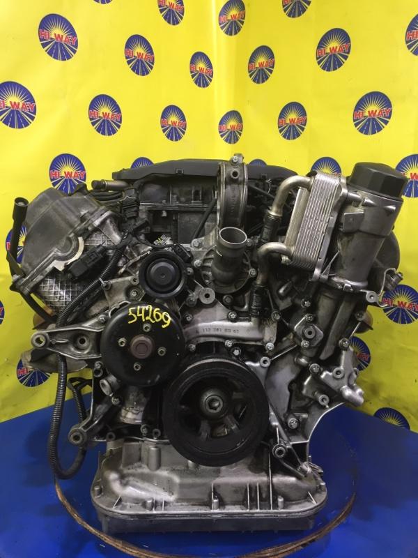 Двигатель Mercedes-Benz S430 W220 M113E43
