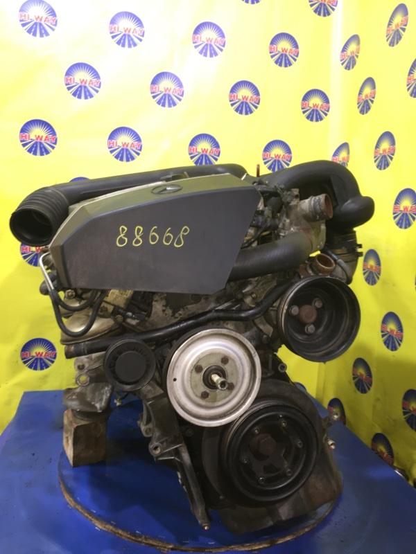 Двигатель Mercedes-Benz C280 W202 104.941 1993