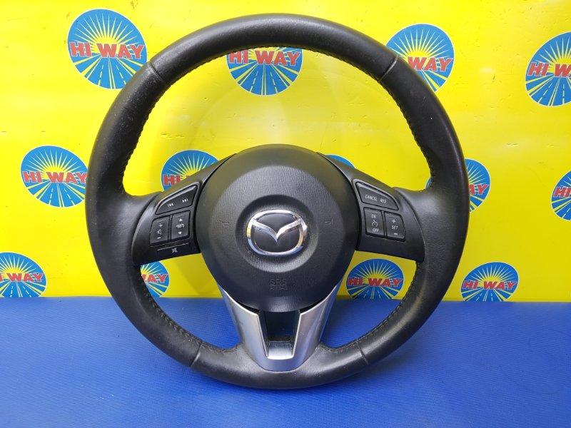 Руль Mazda Cx-5 KE2FW SH-VPTS 2011