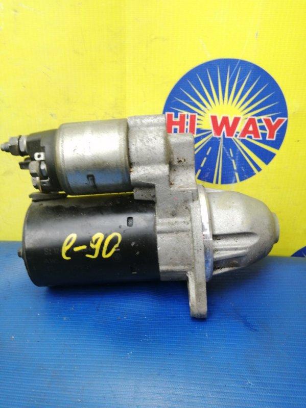 Стартер Bmw 120I E88 N46B20AB 2004