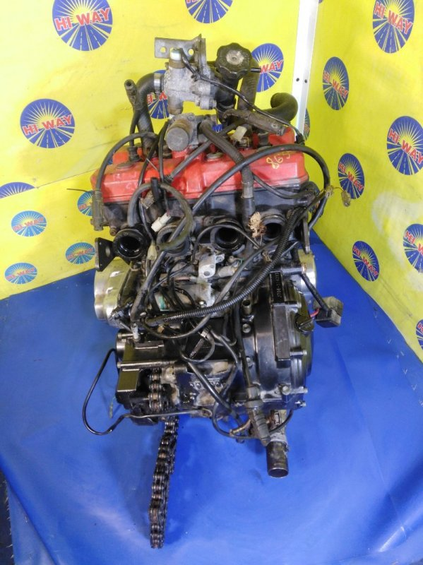 Двигатель Suzuki Bandit 250V J708