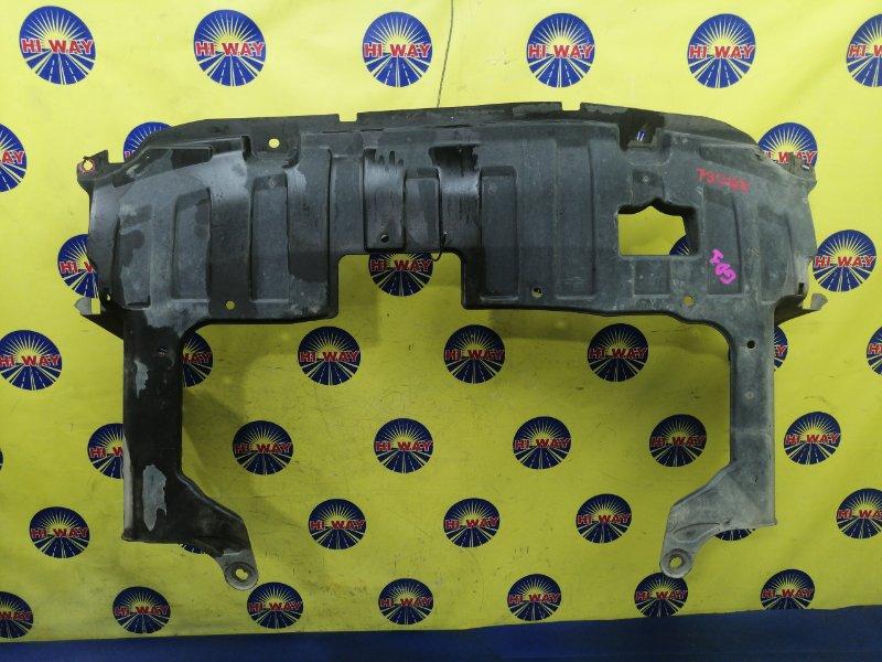 Защита двс Honda Fit GD1 2001 передняя нижняя