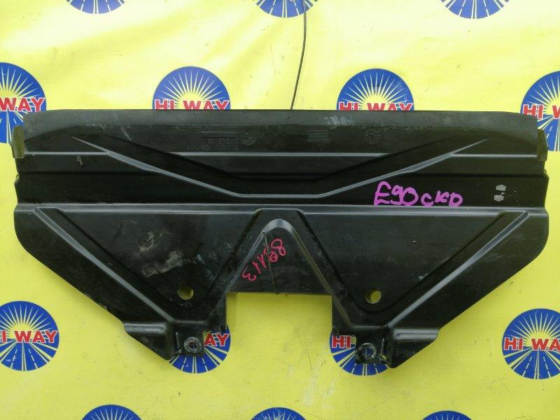 Защита двс Bmw 316D E90 N46B20BA 2004 передняя нижняя
