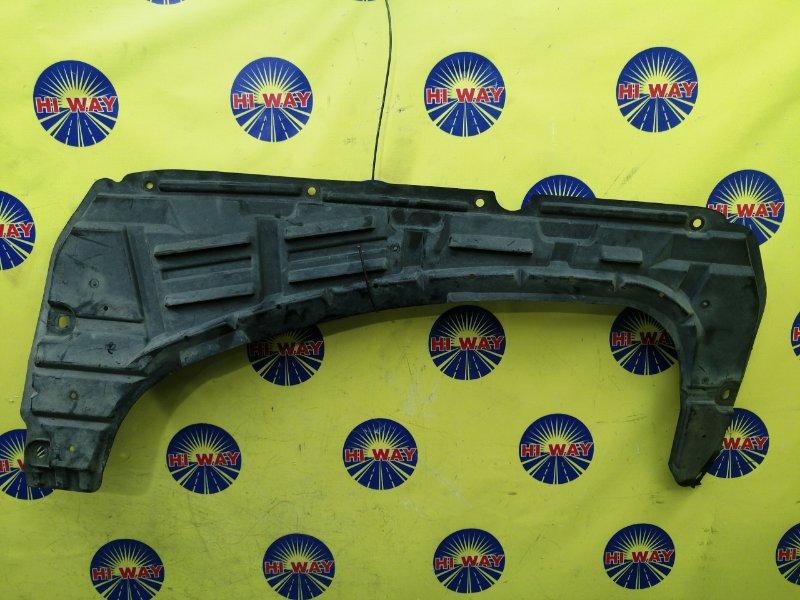 Защита двс Nissan Ad VAY12 2004 передняя нижняя