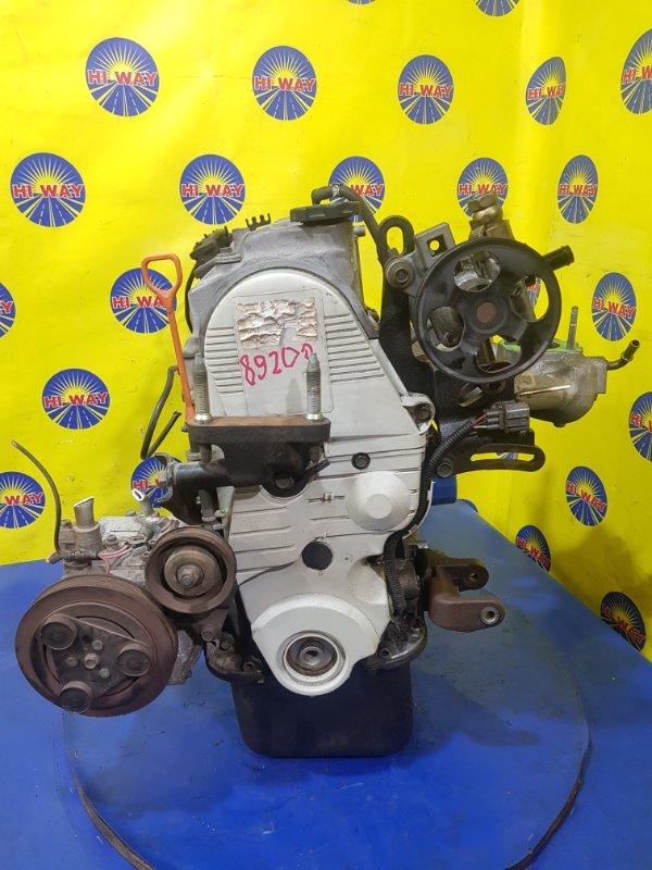 Двигатель Honda Logo GA3 D13B 1996