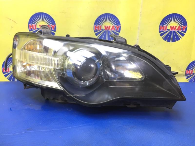 Фара Subaru Legacy Outback BPE 2003 передняя правая