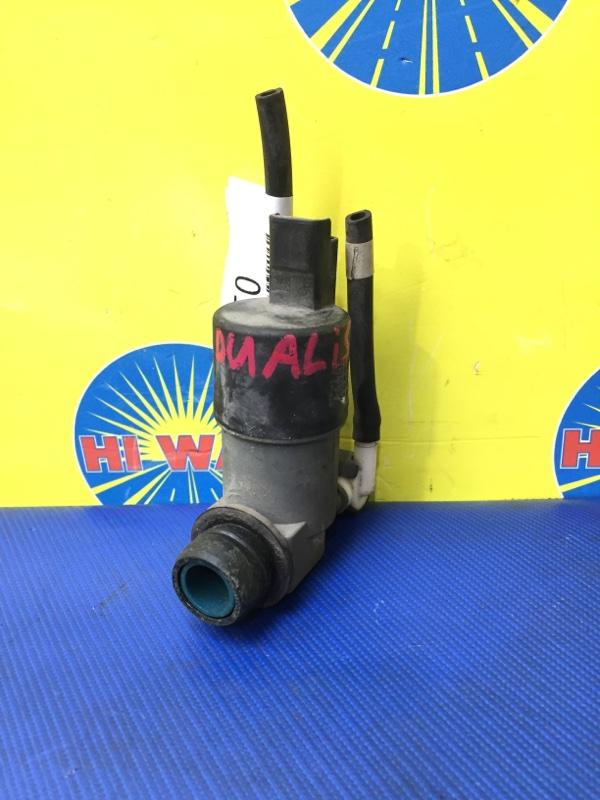 Моторчик омывателя Nissan Qashqai J10 MR20DE