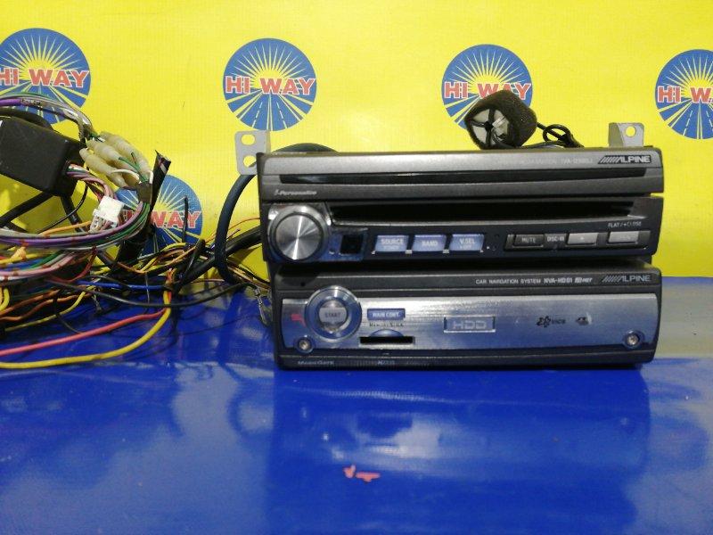 Магнитофон Alpine Iva-D300J