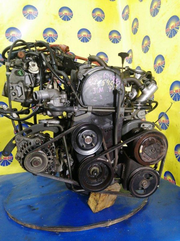 Двигатель Suzuki Jimny JA11V F6AT 1990