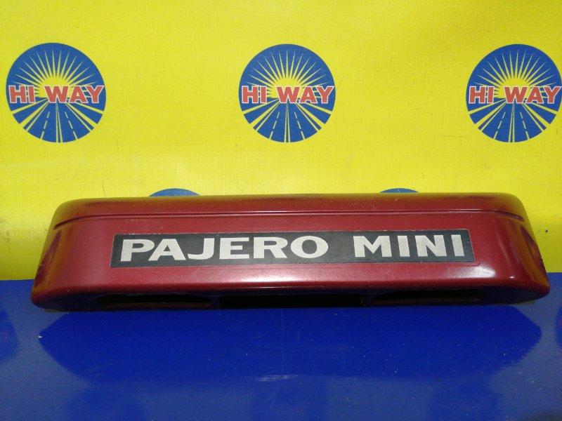 Накладка двери Mmc Pajero Mini H56A задняя