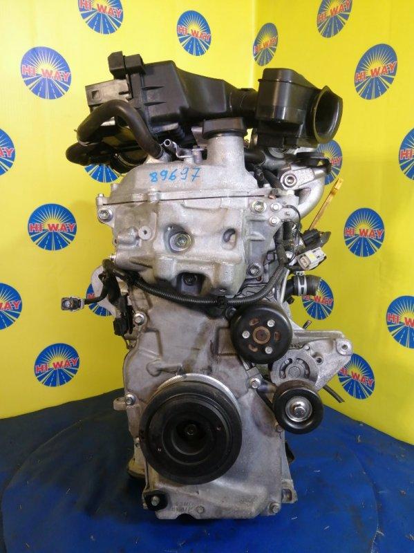 Двигатель Nissan Note E12 HR12DDR 2016