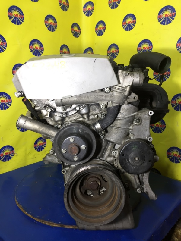 Двигатель Mercedes-Benz Slk230 R170 M111E23