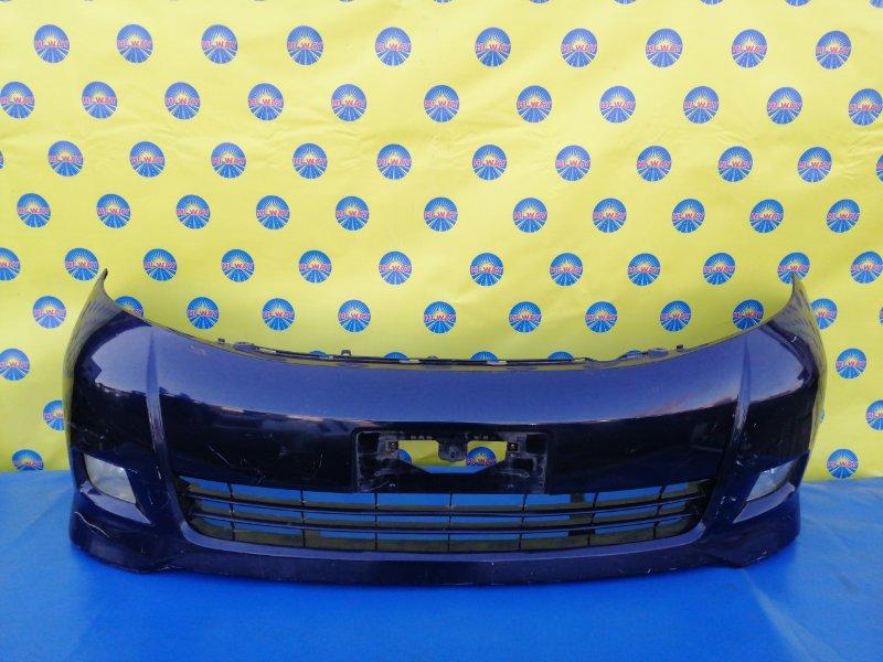 Бампер Toyota Isis ZNM10 2004 передний