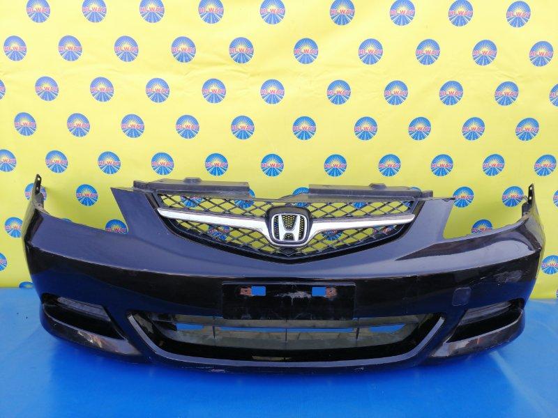 Бампер Honda Fit Aria GD8 передний