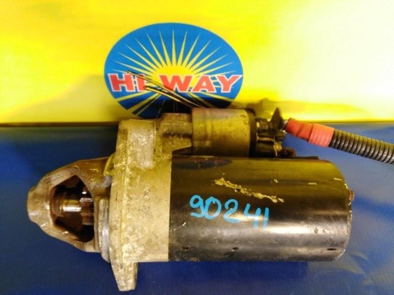Стартер Bmw 316Ti E46 N42B20A 2002